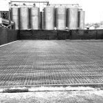 Bodenplatte Betonstahl
